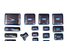 Пластырь ПР-86 х.в. (Пластырь резинокордный для ремонта радиальных шин) 245*340 мм — 3 сл. корда