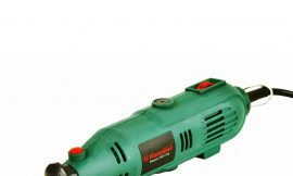 44728 Дрель(мини) Hammer Flex MD135A 135Вт гибкий вал 2,4-3,2мм 10000-32000 об/мин кейс+насадки 41шт