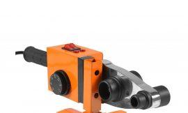 156014 Аппарат для сварки полипропиленовых труб WESTER DWM1500 1500 Вт, с 6-ю насадками