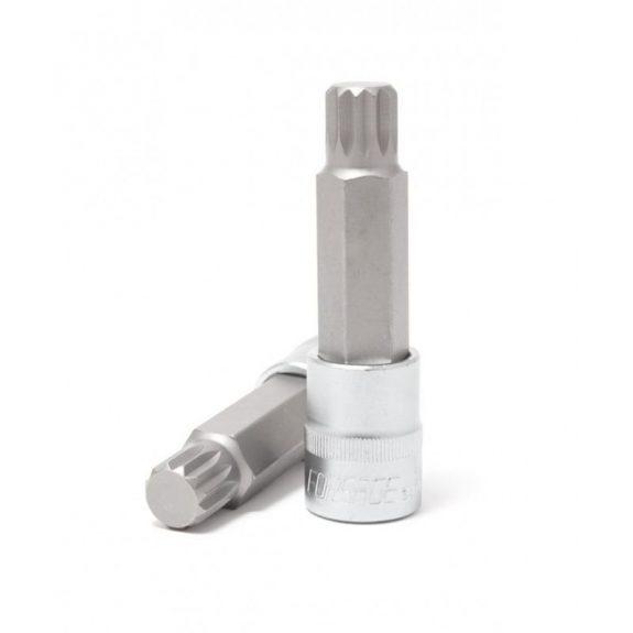 Головка бита SPLINE 12-лучевая M10 1/2»(L-100мм)
