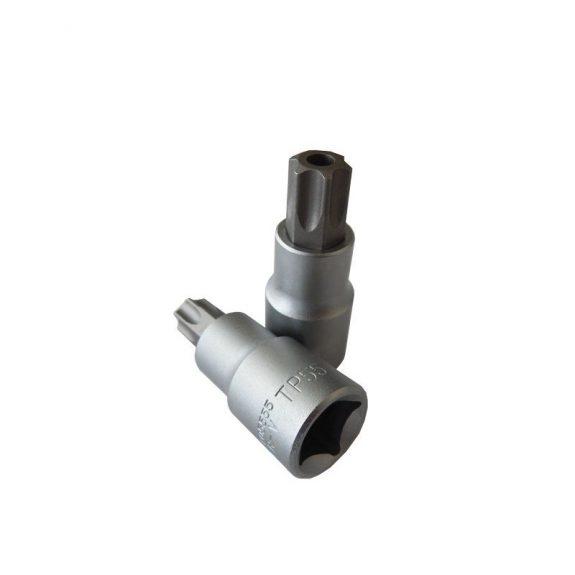 Головка-бита TORX T55 с отверстием 1/2»(L-55мм)