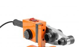 Аппарат для сварки ПП труб WESTER DWM1500LE 1500 Вт, с 6-ю насадками