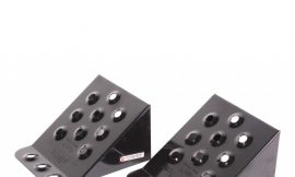 Башмак противооткатный металлический для грузовых а/м (длина — 230мм, ширина — 200мм, высота — 125мм), к-т 2шт