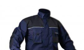 Куртка рабочая со вставками, 8карманов(XL/56,обхват груди:116-124,обхват талии:96-104,рост:188-194см,полиэстер/хлопок:65/35%,плотность ткани-267g/m2)