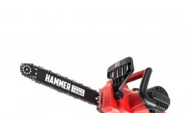 577634 Пила цепная Hammer CPP1814E 1800Вт.7000об/мин.шина 14».цепь 3/8»-1.3мм-52