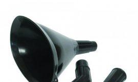 Воронка M-71314 полиэтиленовая с носиком-лейкой 430мм MEGAPOWER