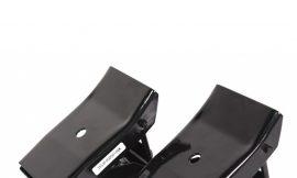 Башмак противооткатный металлический складной (длина — 100мм, ширина — 85мм, высота — 85мм), к-т 2шт