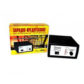 Зарядное устройство PW-320 для АКБ 12V (0.4-15A) 2 режима: автомат/ручной 220V ОРИОН