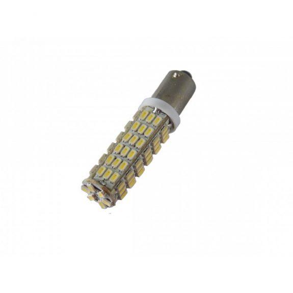 Лампа светодиодная BA9S-78SMD WHITE 3944 мал цок
