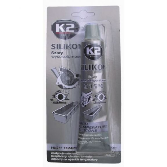 Высокотемпературный гермет серый 85гр