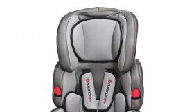 Кресло детское BAB001G Grey 9-36кг