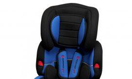 Кресло детское BAB001-S2 Black/blue 9-36кг