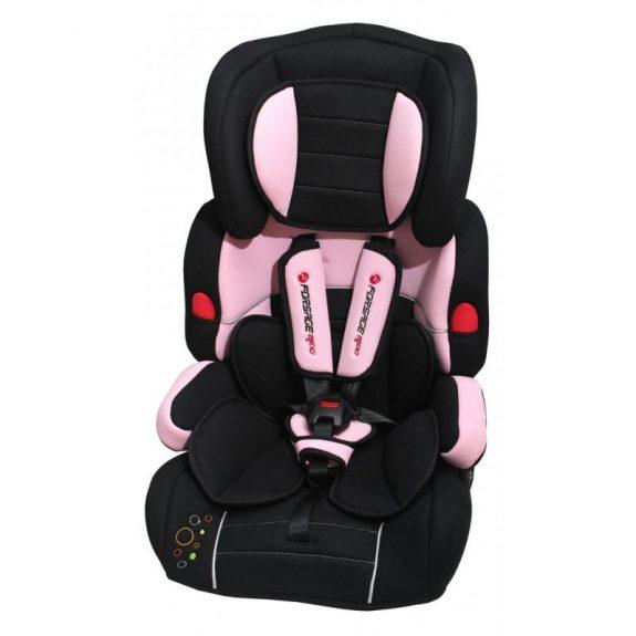 Кресло детское BAB001-S3 black/pink 9-36кг