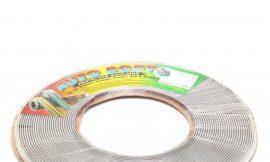 Наклейка-молдинг 609-A18-30 Chrome (18мм*30м)
