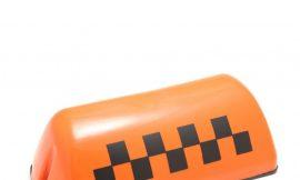 Знак »TAКСИ»(шашки) KL-1040 на магните