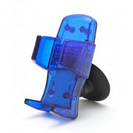 Держатель для телефона XB-530(blue) моргающий