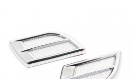 Накладка на кузов SR-5071 White/chrome