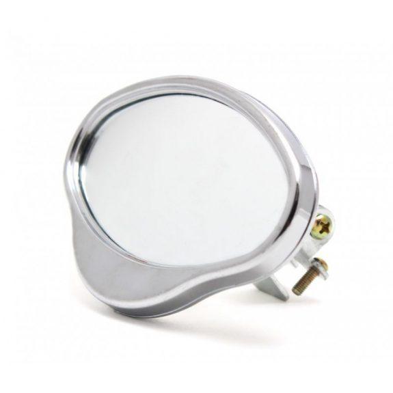 Зеркало мёртвой зоны KM-074 chrome
