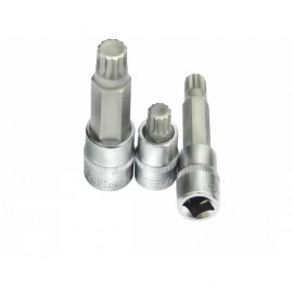 Головка бита 6-гранная 4мм 1/2»(L-100мм)