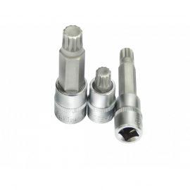 Головка бита 6-гранная 9мм 1/2»(L-100мм)