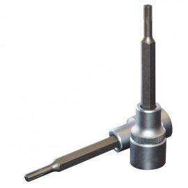 Головка бита Ribe М7 1/2»(L-100мм)