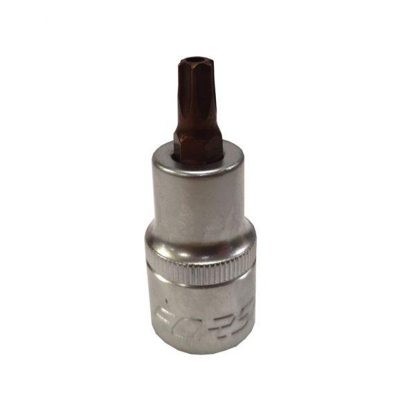 Головка-бита TORX Premium T45 с отверстием 1/2»(L-55мм)