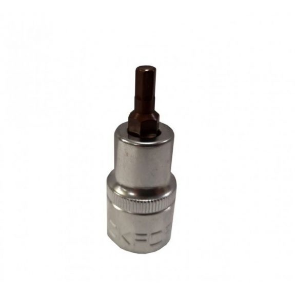 Головка-бита 6-гранная 5мм Premium 1/2»(L-55мм)