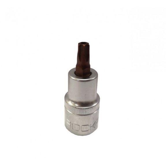 Головка-бита TORX Premium T30 с отверстием 1/2»(L-55мм)