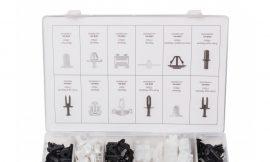 Набор клипс 270пр. (BENZ), пластиковом органайзере
