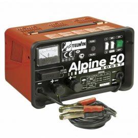 Устройство зарядное ALPINE 50(напряжение АКБ 12/24В, ток эф-го заряда 45А, емкость АКБ 20/500Ач, 4 положения регулировки, мощность 1000Вт)