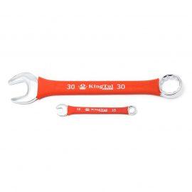 Ключ комбинированный 10мм в прорезиненной оплетке