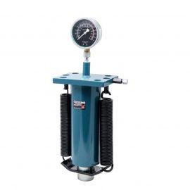 Цилиндр гидравлический для пресса с манометром и возвратными пружинами 50т