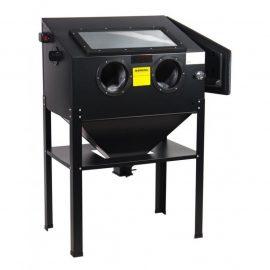 Пескоструйная камера (220л, 425-708л/мин, 2.7-5.4атм)пневмо