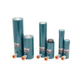 Цилиндр гидравлический 4т (ход штока — 73мм, длина общая — 126мм, давление 630 bar)