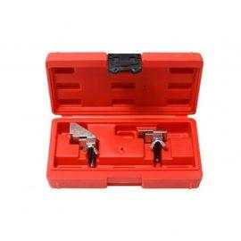 Набор инструментов для снятия и установки гибких поликлиновых ремней 2пр., в кейсе