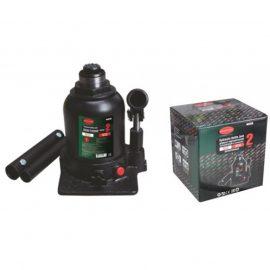 Домкрат бутылочный двухштоковый с клапаном 2т (высота подхвата — 150мм, высота подъема — 370мм, ход штока — 160мм)