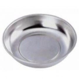 Лоток магнитный из нержавеющей стали (Ø150 мм)