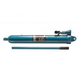 Цилиндр гидравлический удлиненный с двухштоковым насосом, 5т (общая длина — 620мм, ход штока — 500мм)