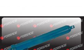 Цилиндр гидравлический удлиненный с двухштоковым насосом, 8т (общая длина — 620мм, ход штока — 500мм)
