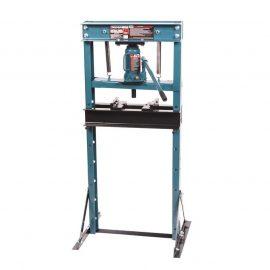 Пресс гидравлический напольный домкратного типа 12т, (рабочая высота: 0-680мм, рабочая ширина: 475мм, рабочий стол: 180х475мм, ход штока: 150мм)