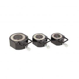 Цилиндр гидравлический низкопрофильный 2т(ход штока-13.длина общая 33мм.давление 480 bar)