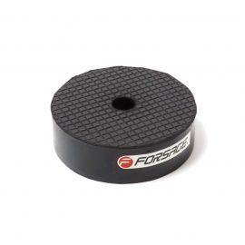 Резиновая накладка для домкрата (диаметр-100мм, толщина-31мм)