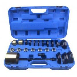 Набор инструментов для замены ступичных подшипников 25пр.(размеры Ø60-85мм), в кейсе