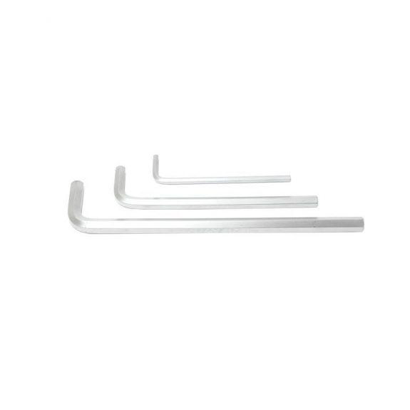 Ключ Г-образный 6-гранный экстра длинный 2мм