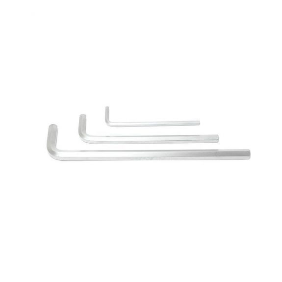 Ключ Г-образный 6-гранный длинный 3мм