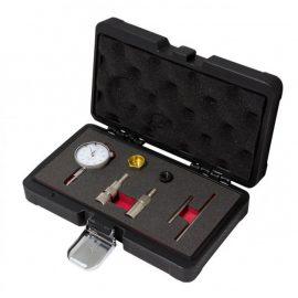 Набор инструментов с индикатором для регулировки топливных насосов 7пр., в кейсе