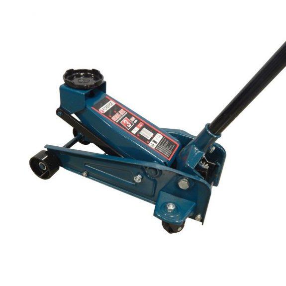 Домкрат подкатной гидравлический 3 т (h min 140мм, h max 475мм)