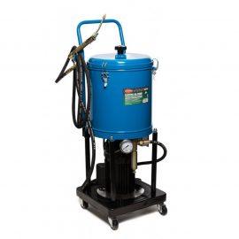 Нагнетатель густой смазки электрический (20л, 220В, 1.5кВт, 0.35л/мин, 400bar)