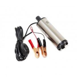 Насос для перекачки топлива (24V, 60W, 30л/мин, Ø51мм,Ø выходного отв. 19мм)