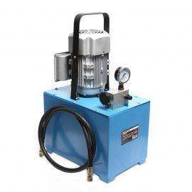 Станция электрическая для тестирования водопроводных линий (220В, 0.75КВт, 8Мра, 300л/мин)